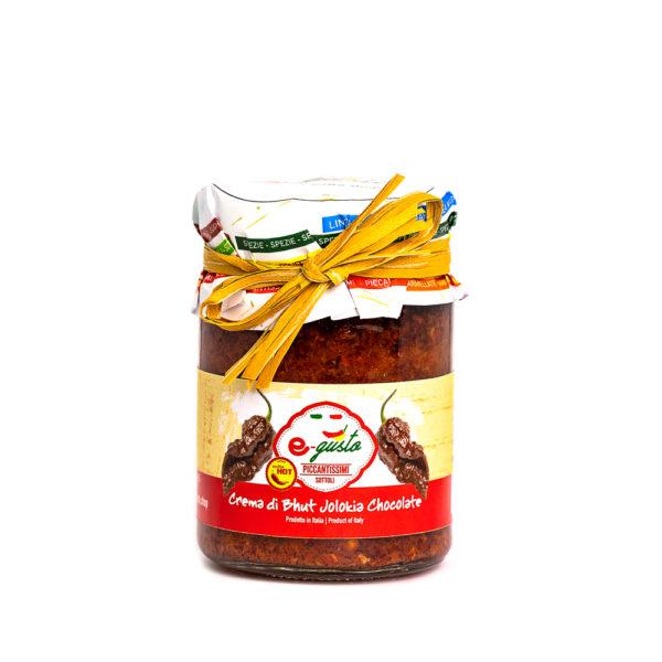 Crema di Bhut Jolokia Chocolate