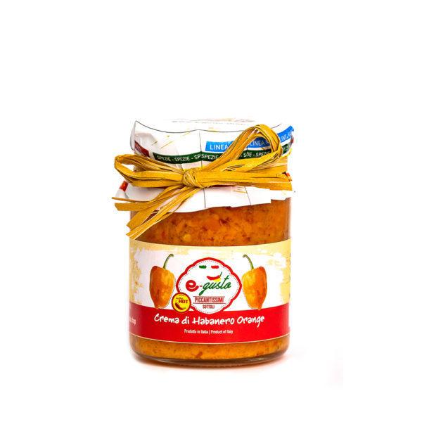 Crema di Habanero Orange
