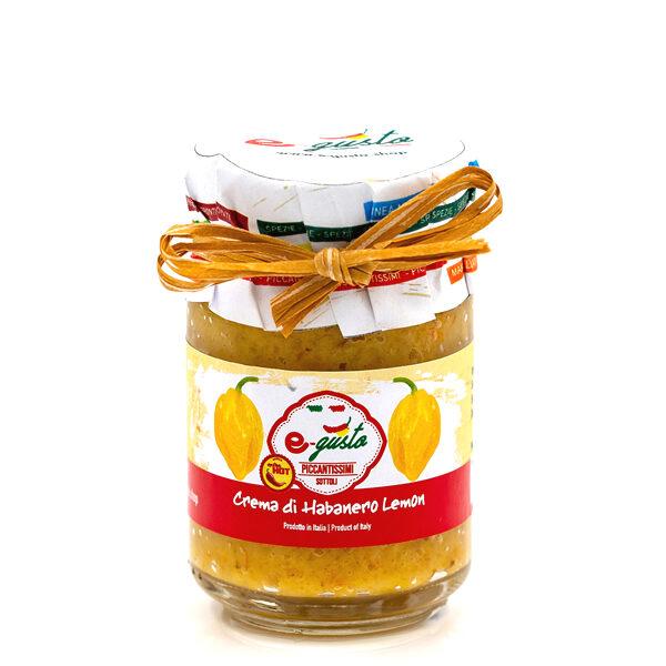 Crema di Habanero Lemon