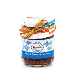 Crema di Sardine al Peperoncino